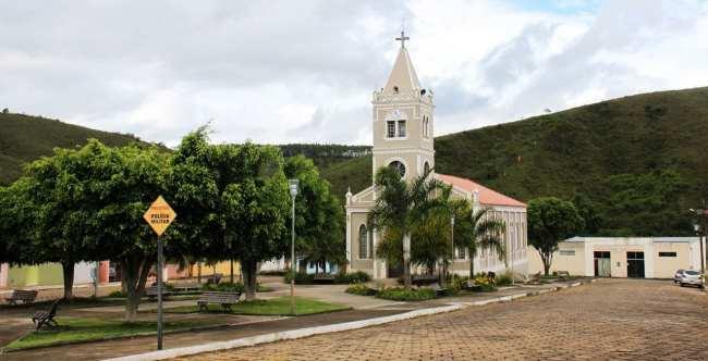 Serra da Canastra - Igrejinha de Vargem Bonita