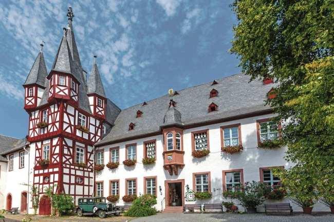 Bate e volta de Frankfurt - Rudesheim 1