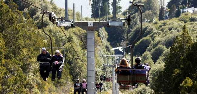O que fazer em Bariloche - Cerro Campanário Teleférico