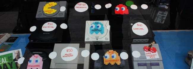 Roteiro de 1 dia em Richmond - Carytown Videogames antigos à venda