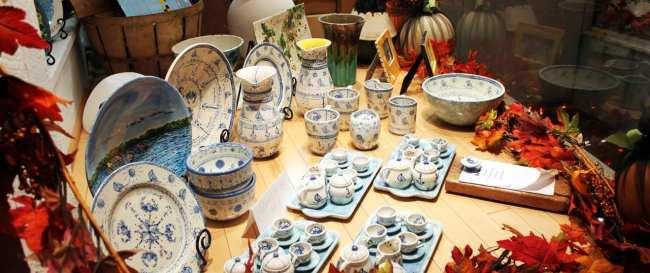 O que fazer em Annapolis - Cerâmica