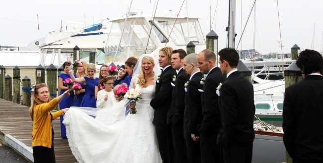 O que fazer em Annapolis - Um casamento à beira mar :P