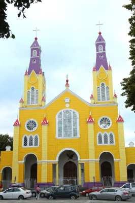 Chiloé - Catedral de Castro