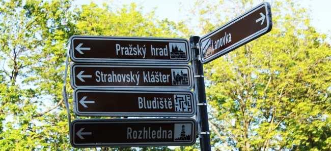 Petrin em Praga - O que há por ali?