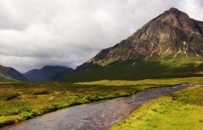 Planejando uma viagem para Edimburgo - Highlands