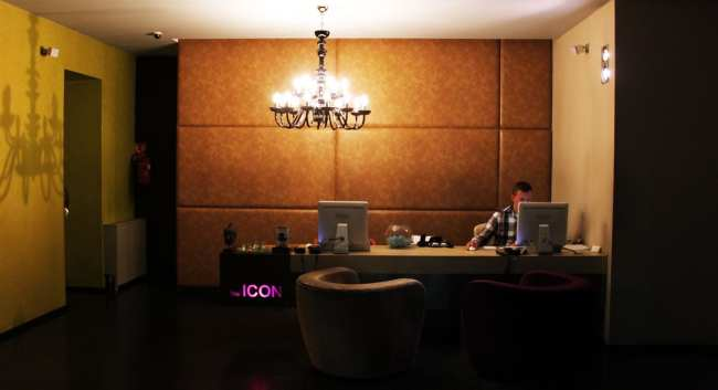 The Icon Hotel de Praga - Lobby