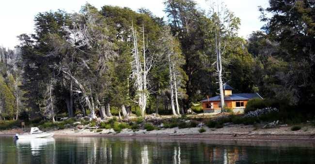 Villa la Angostura - Casa na Isla Victoria