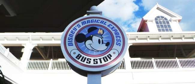 Guia completo de Orlando - Disney's Magical Express