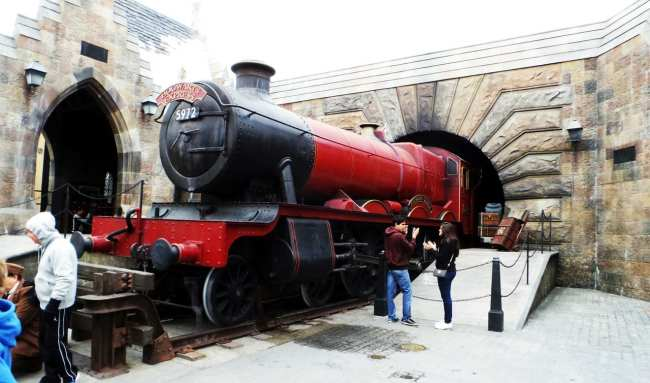 Guia completo de Orlando - Harry Potter na Islands of Adventure