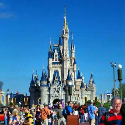Guia completo de Orlando - Castelo da Cinderela no Magic Kingdom