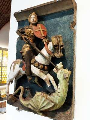 Museu Nacional Germânico de Nuremberg - São Jorge