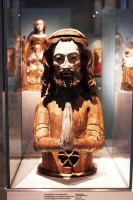 Museu Nacional Germânico de Nuremberg - Imagem de Jesus