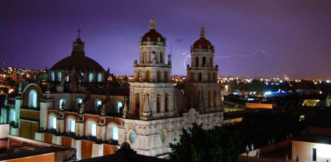Puebla -  La Basílica Catedral de Puebla de los Ángeles 1
