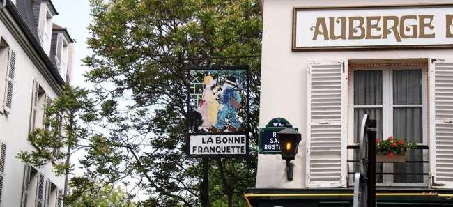 Roteiro de Paris - Montmartre