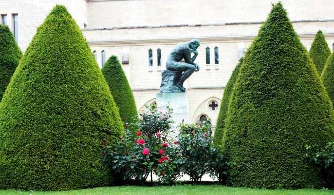 Roteiro de Paris - Museu do Rodin