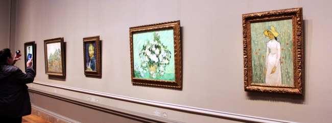 Roteiro de Washington - National Gallery of Art Van Gogh