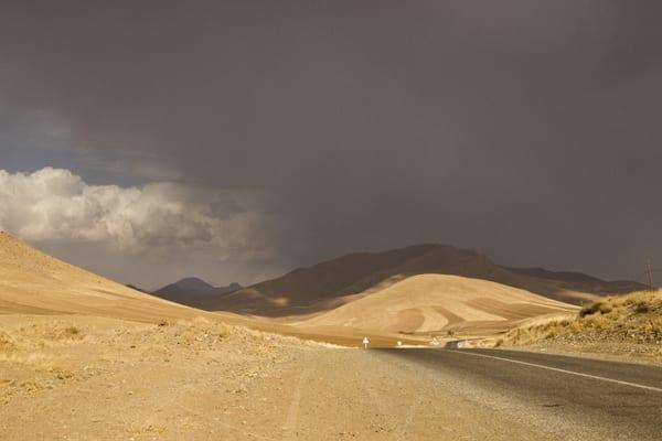 Montanhas curdas