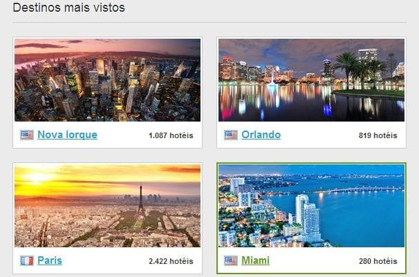 Detecta Hotel - Pesquisa por Cidade