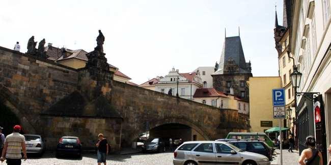 Malá Strana Praga - Ponte Carlos
