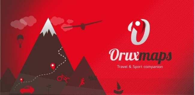 Melhor app de mapas offline - OruxMaps