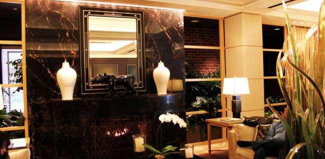 Onde ficar em Washington - Four Seasons Lobby
