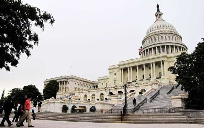 Capitólio de Washington - Vista 2