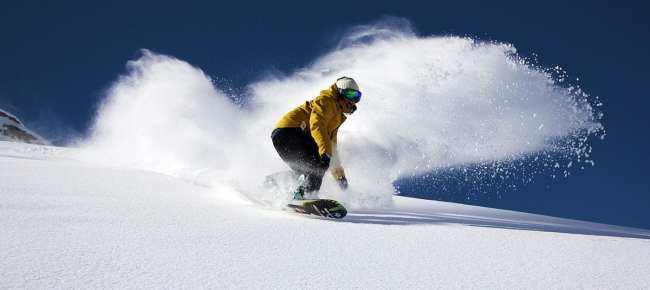 Guia de Valle Nevado - Esquiadores 2