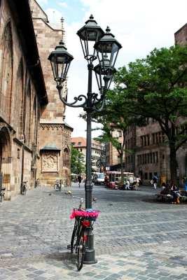Guia de Nuremberg - Centro Histórico 2