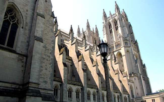 Roteiro de 3 dias em Washingtion - Catedral Nacional de Washington