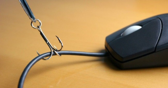 Como evitar golpes na Internet - phishing