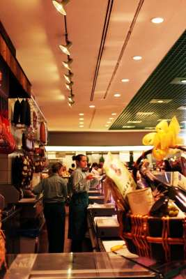 Rogacki Deli em Berlim - loja