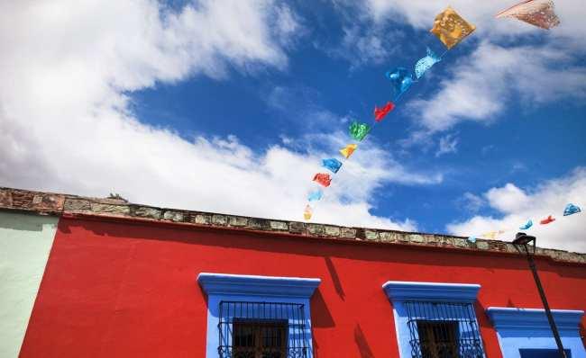Roteiro de Oaxaca - Cidade 1