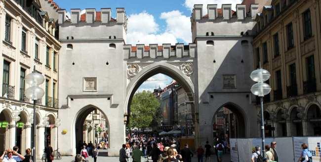 Roteiro de 4 dias de Munique 11 - Karlsplatz