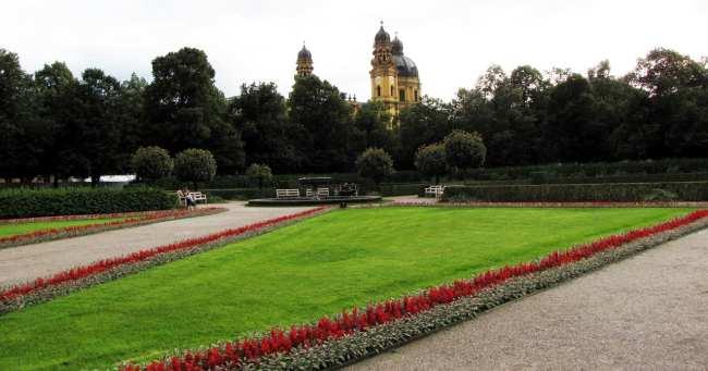 Roteiro de 4 dias de Munique 24 - Hofgarden