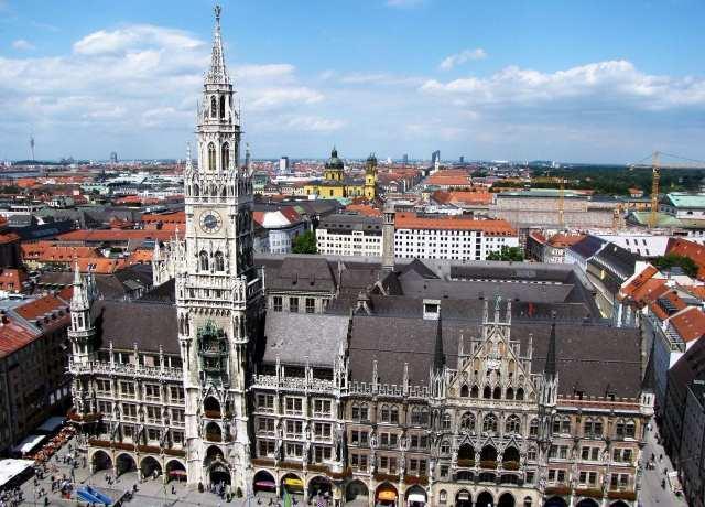 Roteiro de 4 dias de Munique 29 - Marienplatz