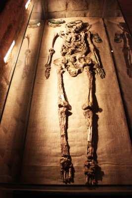 Senhor de Sipán no Norte do Peru - Museu Huaca Rajada Senhor de Túcume