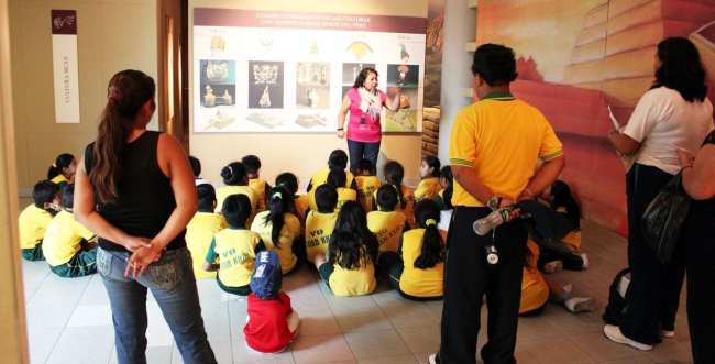 Sicán e Túcume em Chiclayo no Norte do Peru - Museu Senhor de Sicán 4