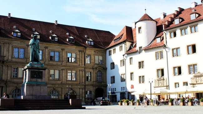 Stuttgart - Schlossplatz 2