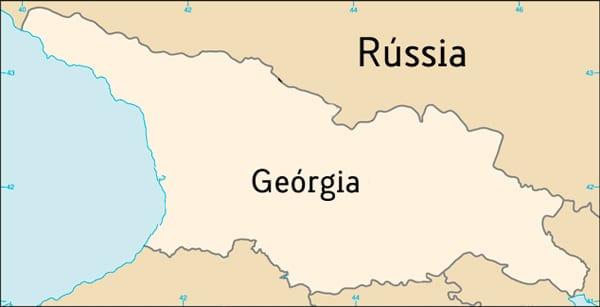 Geórgia e Rússia