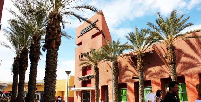10 Dicas de compras em Las Vegas - Lojas no The Linq 1