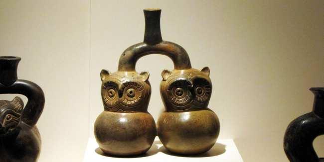 5 Programas imperdíveis em Lima - Museo Larco 2