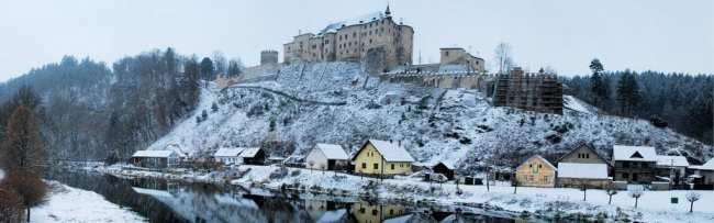 Bate e volta de Praga - Cesky Sternberk Castle