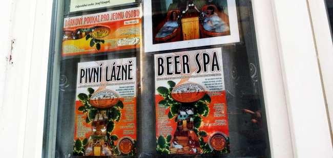 A cultura da cerveja na República Tcheca - Beer Spa