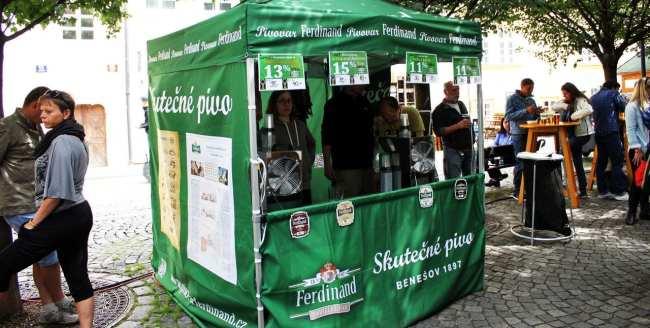 A cultura da cerveja na República Tcheca - Cervejaria Ferdinand