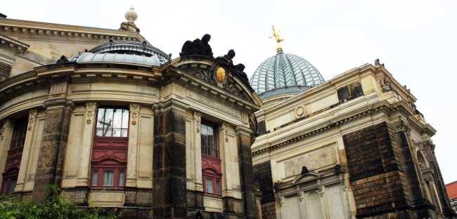 Dicas de viagem a Dresden - Cidade Velha Alstadt