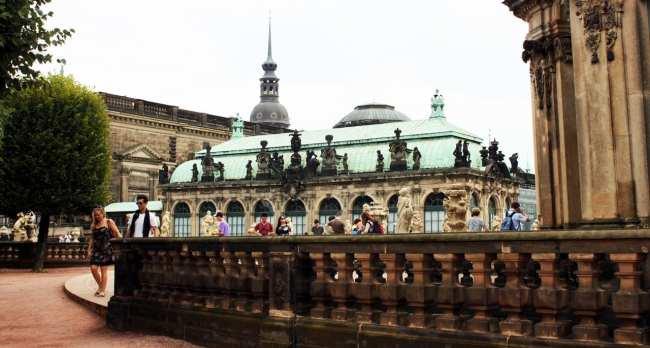 Dicas de viagem a Dresden - Cidade Velha Alstadt Zwinger 2