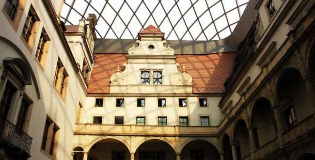 Dicas de viagem a Dresden - Cidade Velha Alstadt  Staatliche Kunstsammlungen