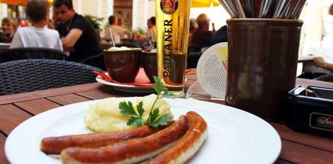 Dicas de viagem a Dresden - Cidade Velha Alstadt  Paulaner