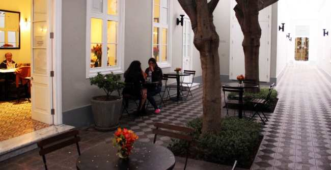 Museu Mario Testino de Lima - Café