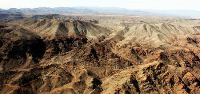 Passeio de helicóptero pelo Grand Canyon perto de Las Vegas - Paisagem 5